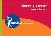Part of Circle Postcard